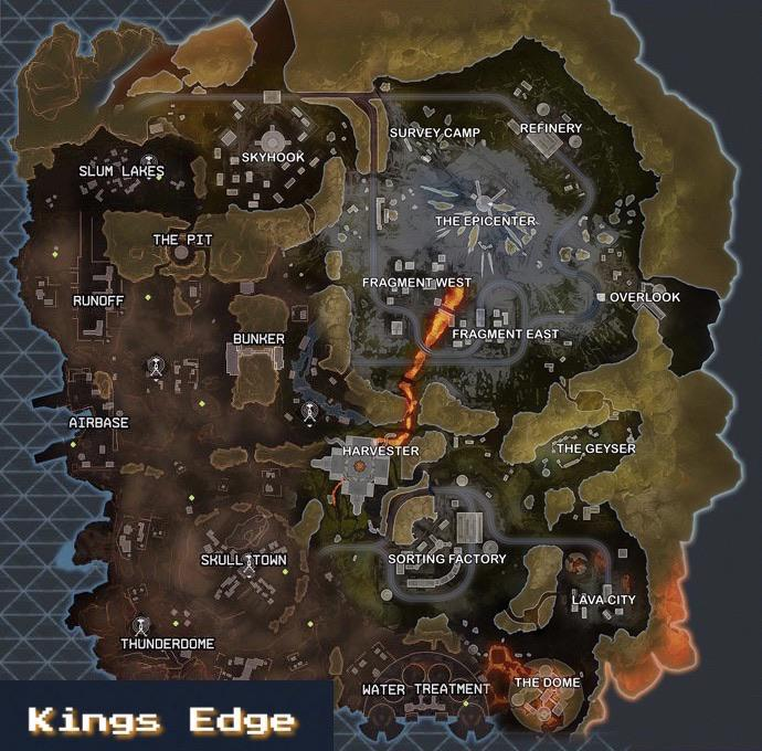 【天才】海外ファン「エーペックスのマップがこれだったら良いのにな・・・」(エペ速)