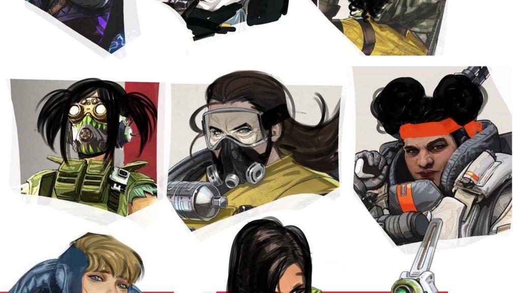 エーペックスのキャラクターが性転換した結果・・・www(エペ速)