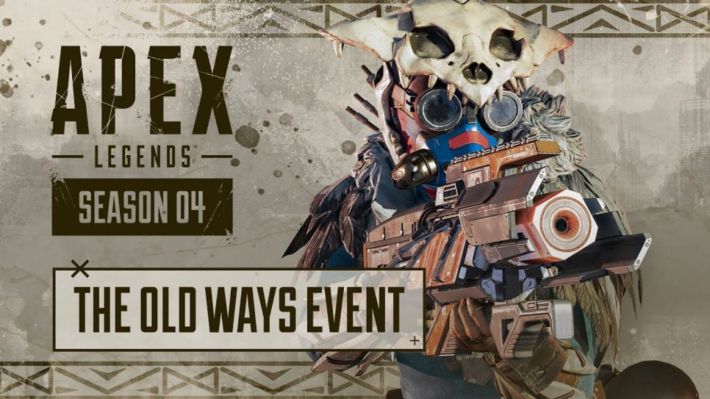 Apex Legends – The Old Ways Event Trailer(公式チャンネル)