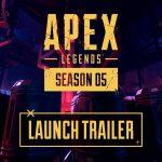 【速報】5月6日AM2:00にAPEXシーズン5ローンチトレーラーが公開されるぞ!!!!(エペ速)