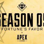 Apex Legends Season 5 – Fortune's Favor Gameplay Trailer(公式チャンネル)