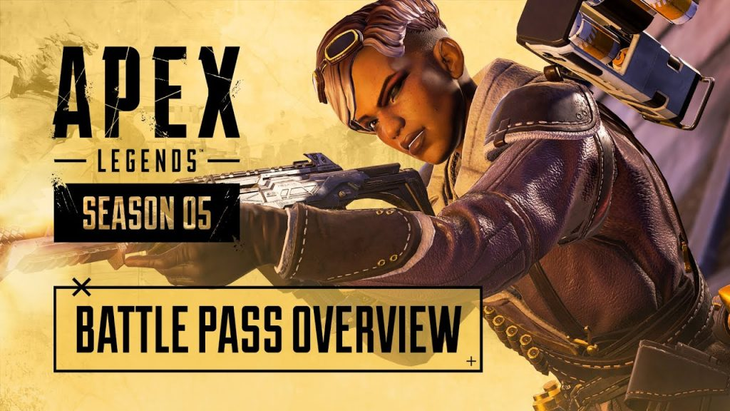 Apex Legends Season 5 – Fortune's Favor Battle Pass Trailer(公式チャンネル)