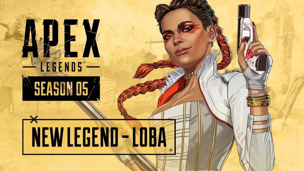 Meet Loba – Apex Legends Character Trailer(公式チャンネル)