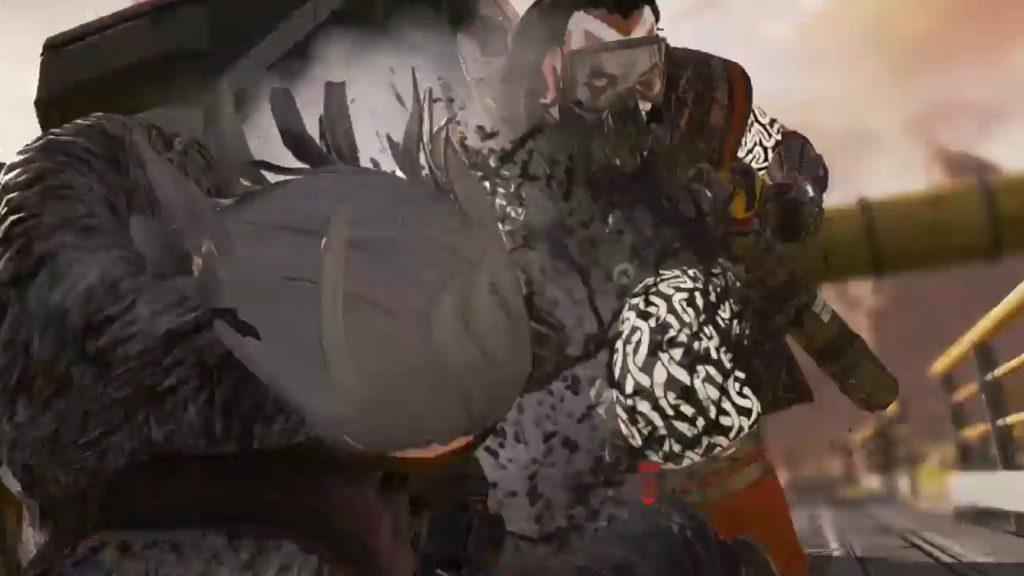 来る敵全員をフィニッシャーでボコボコに殴るコースティック(エペ速)