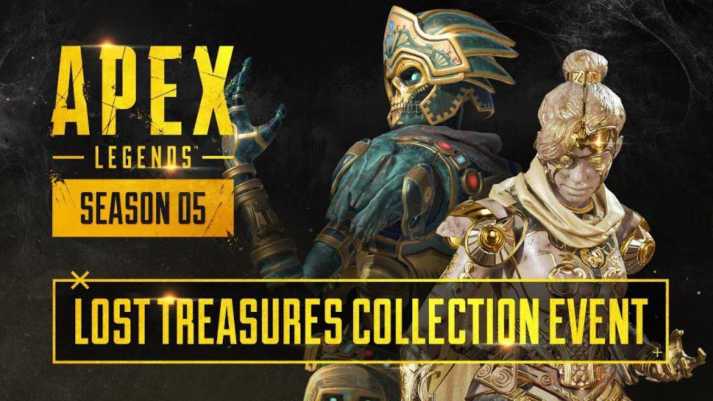 【APEX】コレクションイベントのゲームプレイ動画。2:08あたりでモバイルリスポーンビーコン出してる。 【エーペックスレジェンズ】(がめ速)