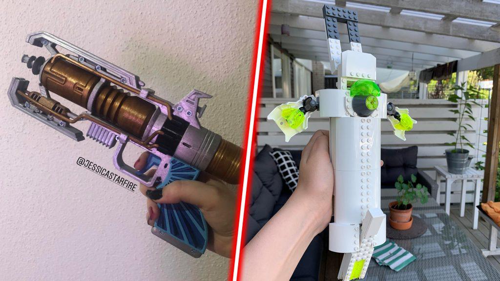 【画像・小ネタ】「3Dプリンターでウィングマンを作る海外ファン」「レゴでドローンを作ってみた」(エペ速)