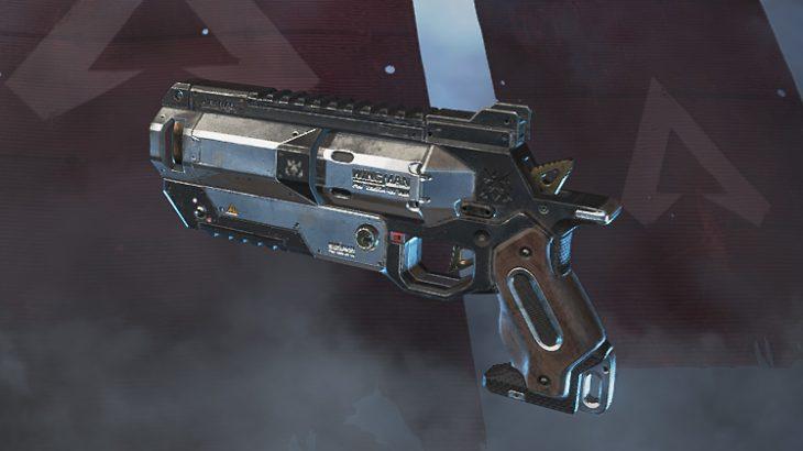 【APEX】3Dプリンターで「武器チャーム付きウィングマン」を制作する海外ファン現る!?(エペ速)