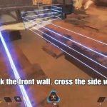 【お手本動画】PS4版エーペックスでも綺麗に壁ジャンプができるの知ってた!?(エペ速)