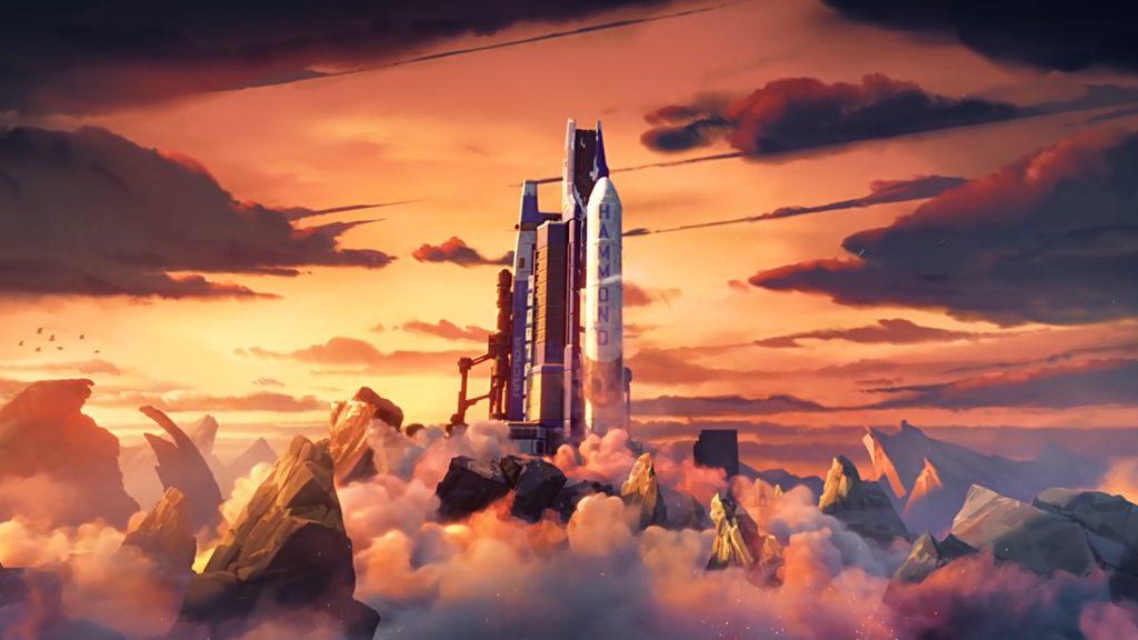 【APEX】シーズン6のワールズエッジ「マップ変更」の最新情報!ドーム付近に建築されるロケット発射台の場所が判明!!(エペ速)