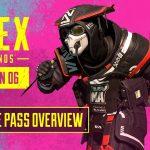Apex Legends Season 6 – Battle Pass Trailer(公式チャンネル)