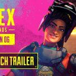 Apex Legends Season 6 – Boosted Launch Trailer(公式チャンネル)