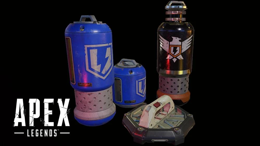 【APEX】シールドバッテリーを3Dプリンターで作るファン現る!!(エペ速)