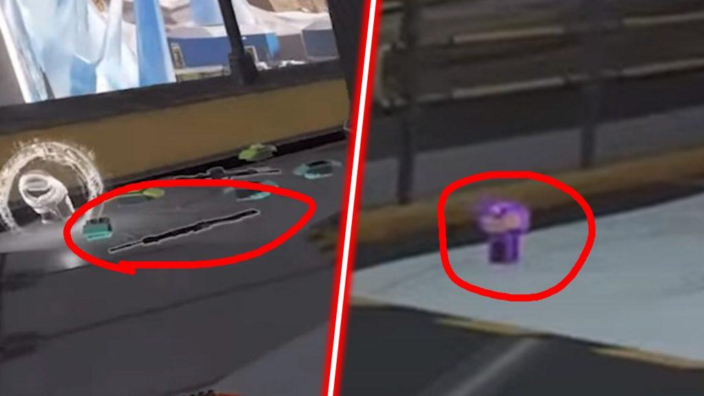 【新アイテム!?】APEX公式開発者が公開した動画に「謎の武器」と「謎のグレネード」が・・・!?(エペ速)