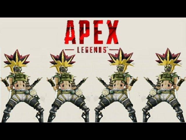 【APEX】遊戯の真似をしながらエーペックスをする「シン・熱き決闘者たち」が面白すぎるwwww(エペ速)