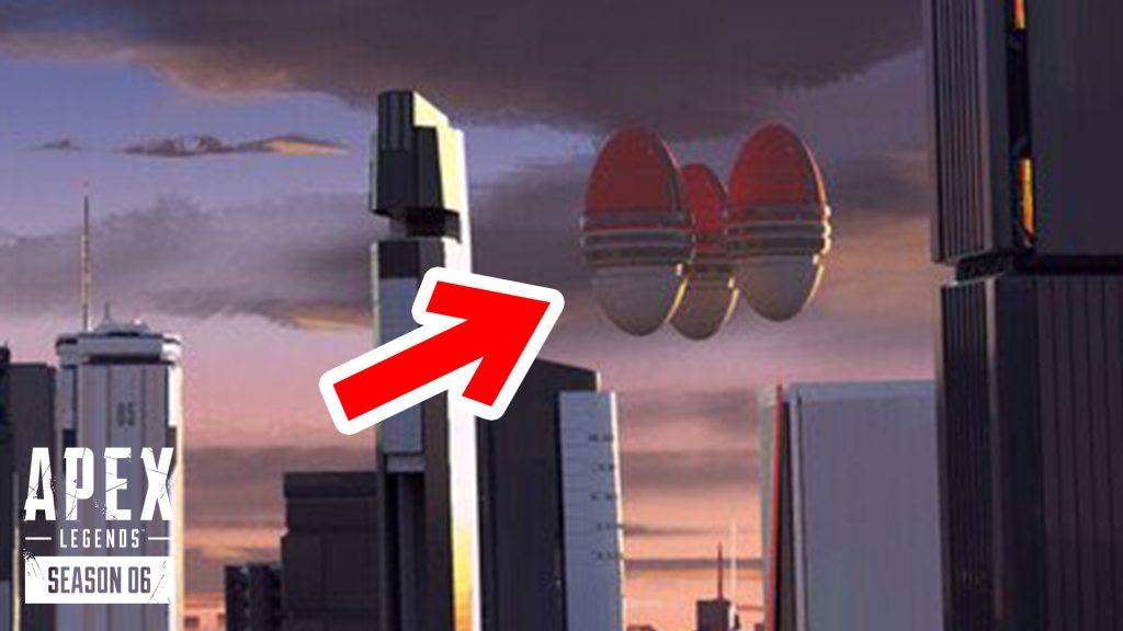 【!?】今後エーペックスに「超デカいUFO」が追加されるかも!?レヴナントの公式トレーラーで映ったUFOのHDモデルがリーク!(エペ速)
