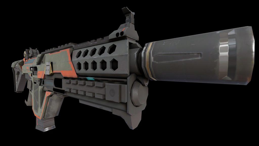 【APEX】シーズン6の新武器「ボルトSMG」のHDモデルがリーク!!(エペ速)