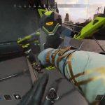 【APEX】パスファインダーとレイスが敵をハメ技で殴り倒す動画(エペ速)