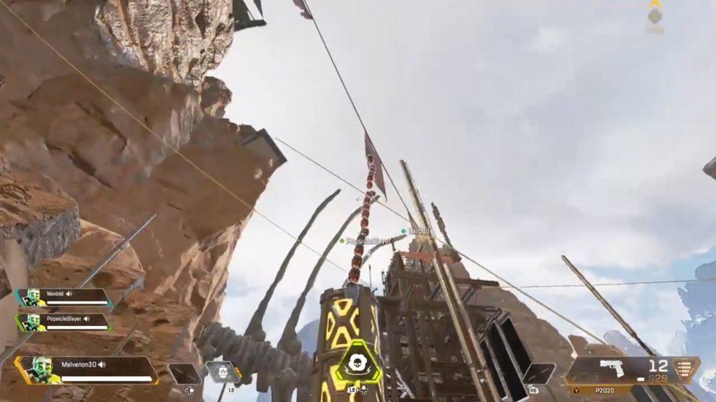 【達人の遊び】世界一高いコースティックのガストラップ積み立て(エペ速)