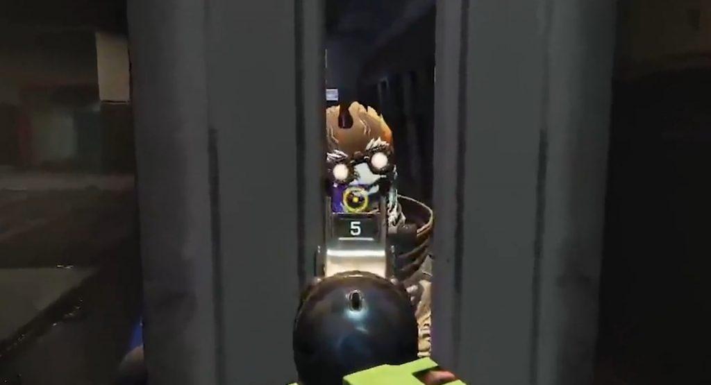 【APEX】ドアを防ぐことができなかったオクタン(エペ速)
