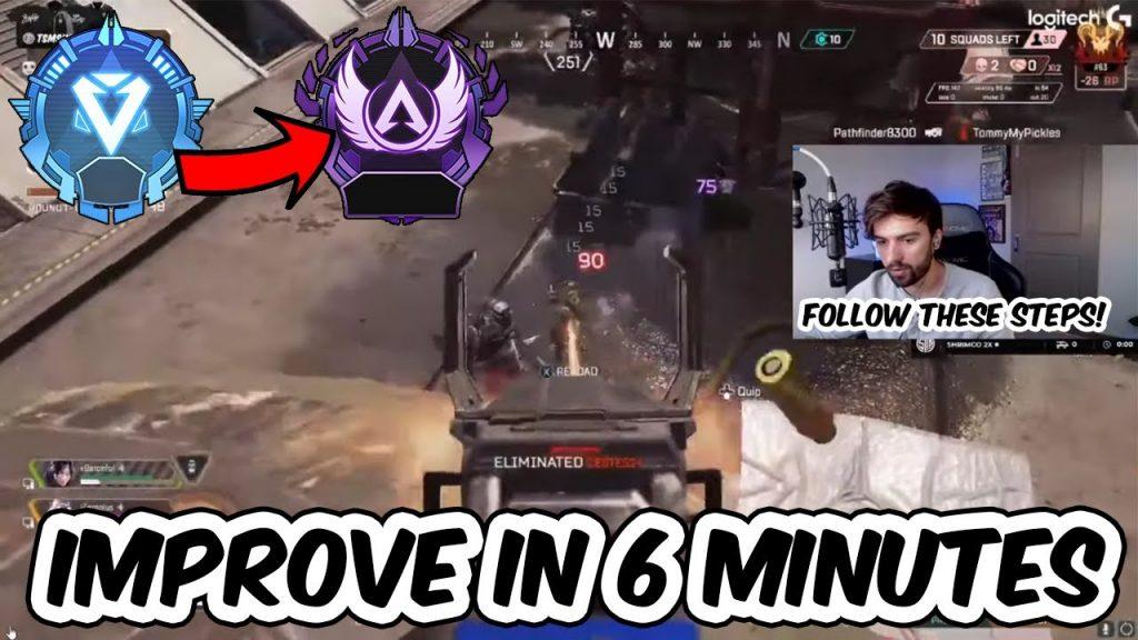 【APEX】TSMの「Snip3down」選手が1vs3の戦い方や自身の動きについて解説する動画を公開!(エペ速)