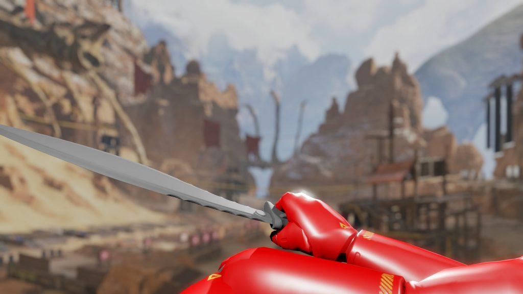 【!?】APEX最新アプデでゲームファイル内に「アッシュ」の剣が追加される(エペ速)