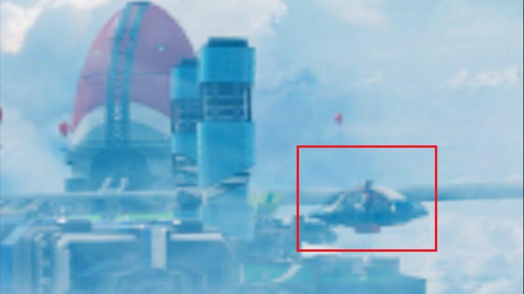 【速報】新マップ「オリンパス」にAPEX公式開発者の動画で映っていた「UFOエリア」が登場するかも!?(エペ速)