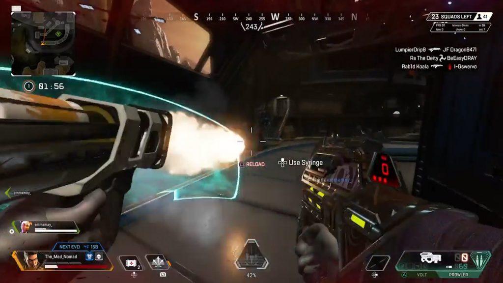APEXファン「このゲームの最強の武器はスモークランチャーかもしれない」(エペ速)