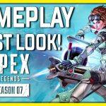 【APEX】シーズン7先行体験者によるゲームプレイ映像が公開されたぞ!!(エペ速)