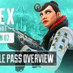 Apex Legends Season 7 – Battle Pass Trailer(公式チャンネル)