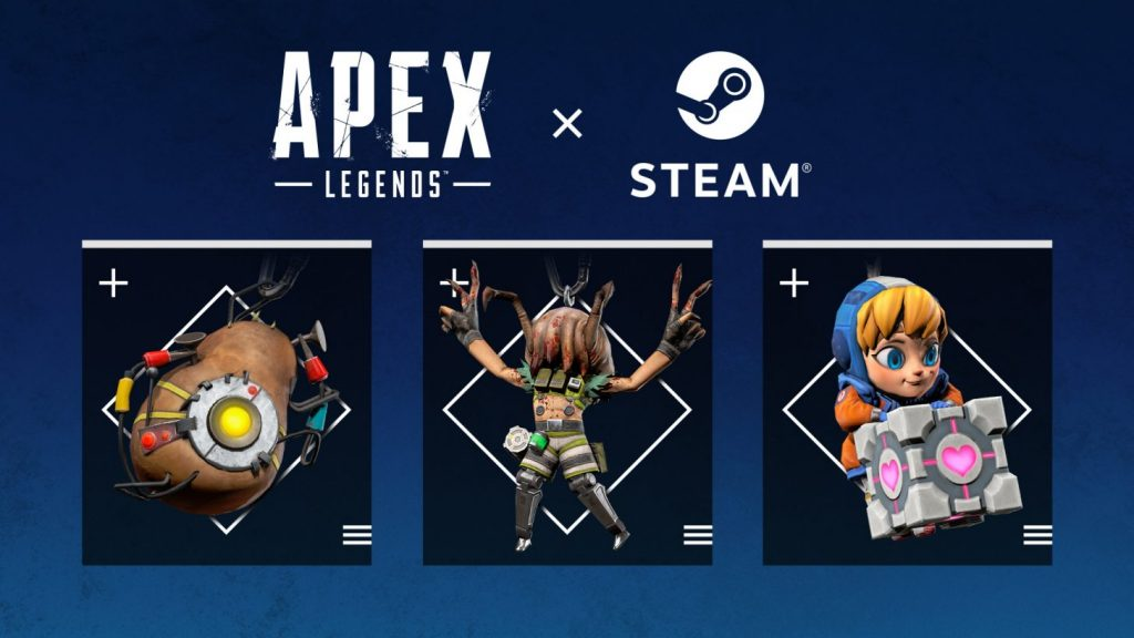 【APEX】本日のアップデートでSteam版エーペックスでもロビー画面でFPSが出るように修正されたぞ!!・他(エペ速)