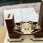 【APEX工作部】オリンパス「盆栽プラザ」の組み立て式パズルをプレゼントされた結果www