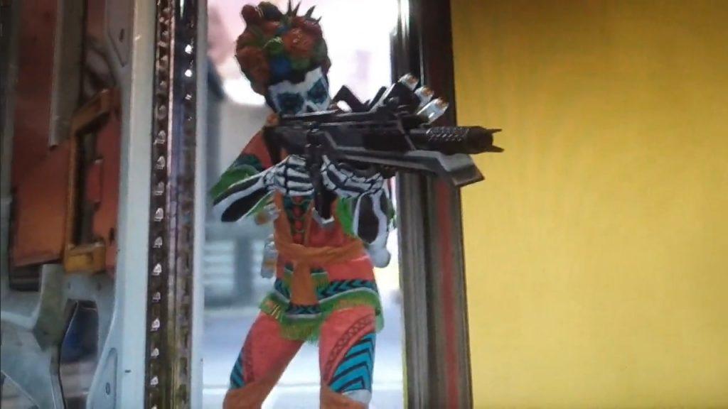 【APEX】フィニッシャーの最後にドアを閉めるバンガロール