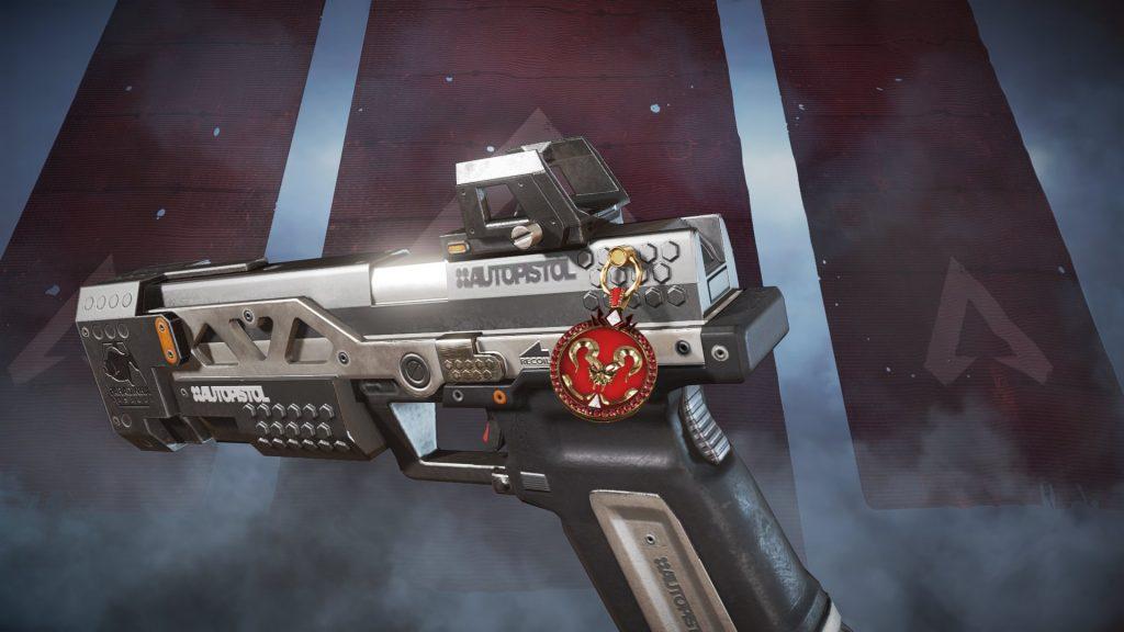 【APEX】シーズン7のランク報酬「武器チャーム」ゲーム内画像がリーク!!