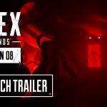 【速報】1月22日AM1:00よりAPEXシーズン8のローンチトレーラーが公開されるぞ!!