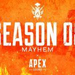 【速報】1月27日AM1:00にAPEXシーズン8のゲームプレイトレーラーが公開されるぞ!!