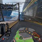 【APEX小ネタ】ジャンプパッド使用後に「壁走り」ができるテクニック【オリンパス専用技】