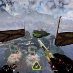 【APEX】射撃訓練場の奥にある船島に行く方法