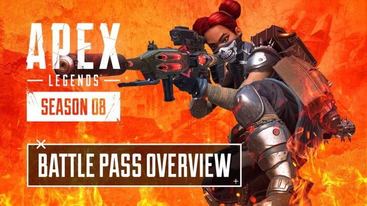 Apex Legends Season 8 – Mayhem Battle PassTrailer
