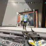 【APEX】シールドバッテリーを抱きかかえながら走るオクタン