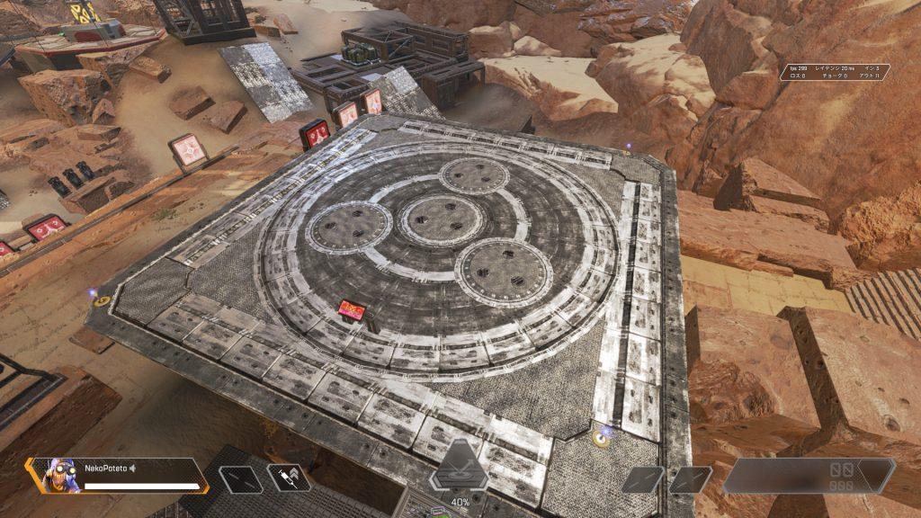 【APEX】射撃訓練場に「謎の広場」が追加された模様→これは一体・・・??