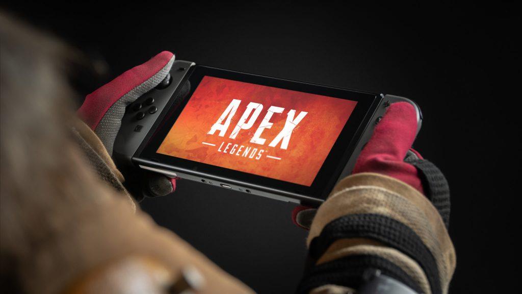 【APEX】Switch版エーペックスのクロスプレイ機能は「PC版を省いている」とのこと!→FPSはTVモードでも携帯モードでも「30」で固定