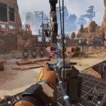 【APEX】シーズン9の新武器「ボセックボウ」と「センチネル」に新ホップアップを装備して射撃する動画