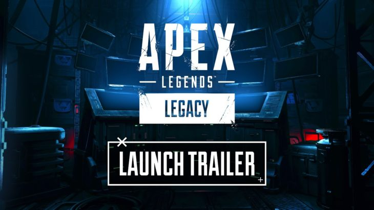 Apex Legends – Legacy Launch Trailer