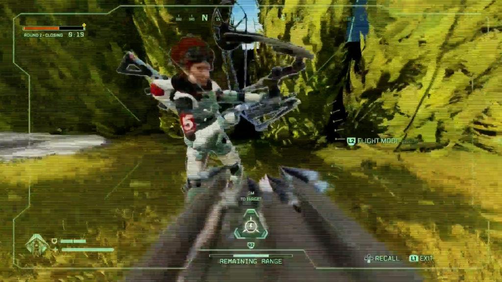 【APEX】ドローンを使ってチームメイトに「矢」を届けるクリプト
