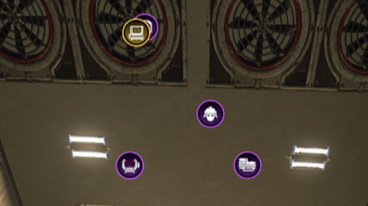 【ローバの強化案】壁越しにアイテムが見れる能力を、設定したボタンで「アイコン表示」に切り替えできるのどう??