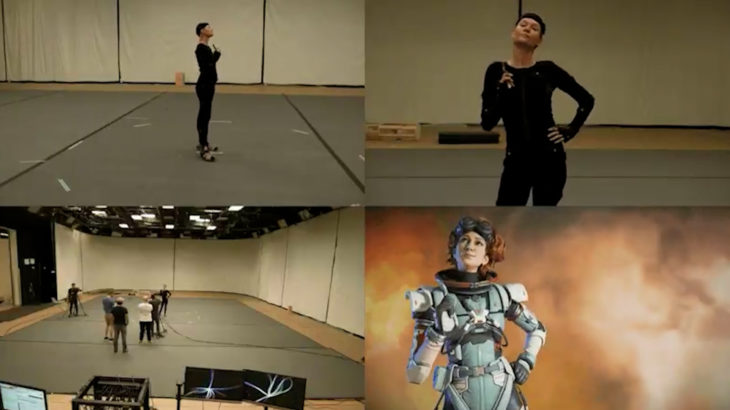 【APEX】各キャラクターのアニメーション制作舞台裏