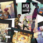 【APEX】エーペックスのコミック本「Apex Legends: Overtime #1」が発売されたぞ!!