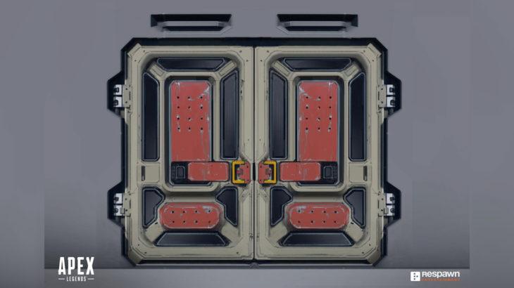 【APEX】「ドア」の下に隙間があるの知ってた?