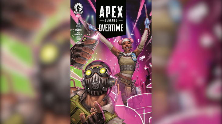 【APEX】エーペックスのコミック本「Apex Legends: Overtime #2」が発売されたぞ!!
