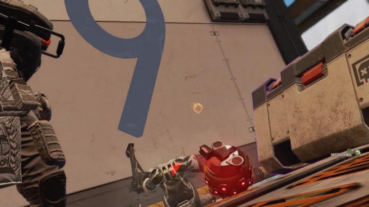 【APEX】フィニッシャーの「演出」グレネードと思いきや「本物」だったオクタン